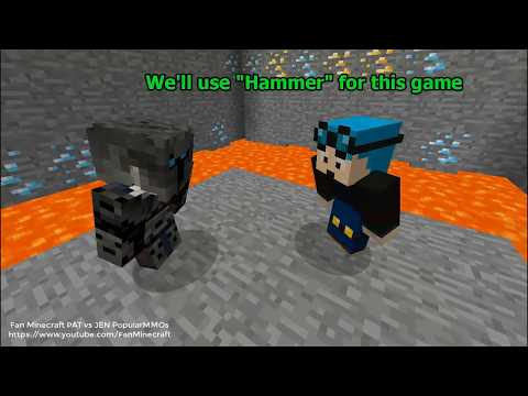 NEW PopularMMOs Pat And Jen Minecraft Greedy DanTDM Has Been Punished By Devil