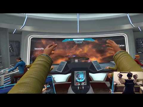 Star Trek: Bridge Crew - technically it's not murder if i didn't mean to kill them right |