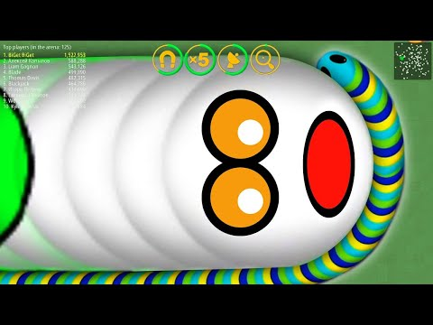 Worms zone #009 full track 100% live proof cover | rắn săn mồi - game con sâu | Zonzin tv