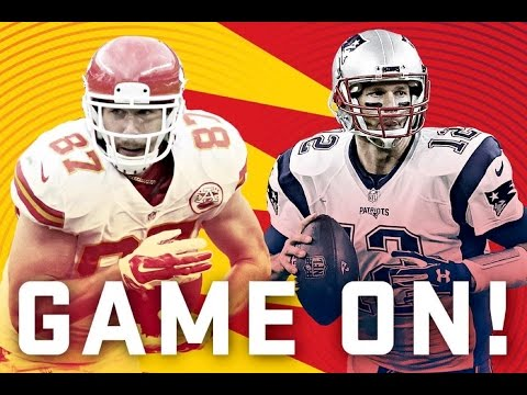Chiefs Vs Patriots   AFC Divisional Playoffs   Madden 16