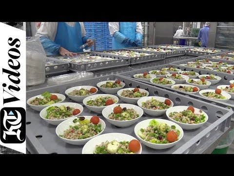 Inside the kitchen of Emirates Airline, the world's largest flying restaurant