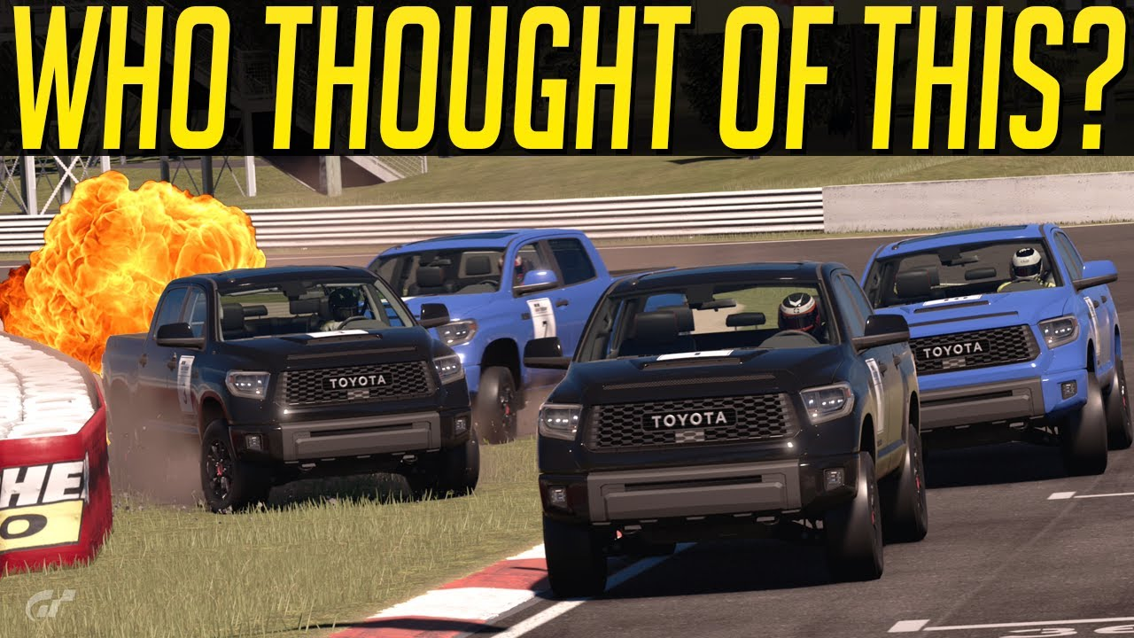 Gran Turismo Sport: The Maddest Race in a While