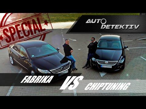 Passat cc CIPOVAN vs STANDARDNI- Da li cipovati automobil?
