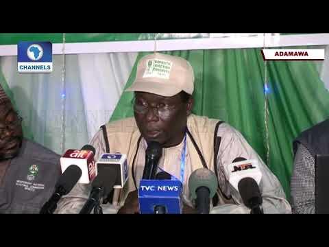 INEC Declares Adamawa Governorship Election Inconclusive Mp3