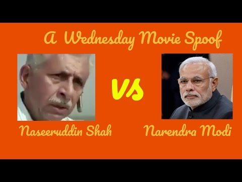 A Wednesday Movie Spoof On Demonetisation