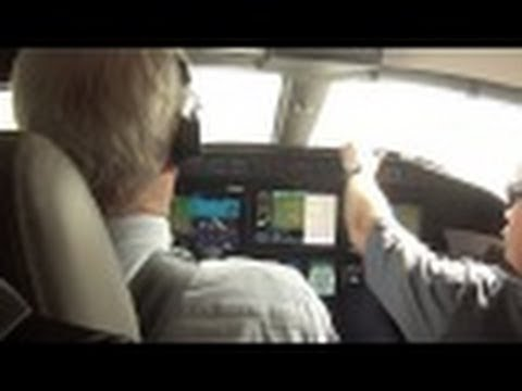 Pilot Report: Flying the Learjet 75