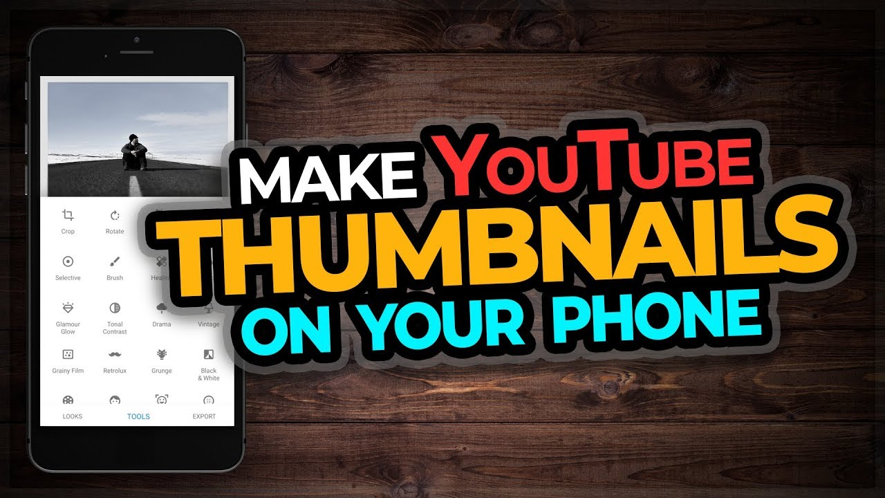 Free YouTube Thumbnail Maker App