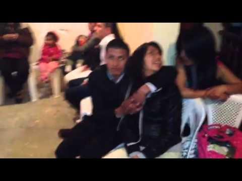 Matrimonio se Susanita Morocho  y familia