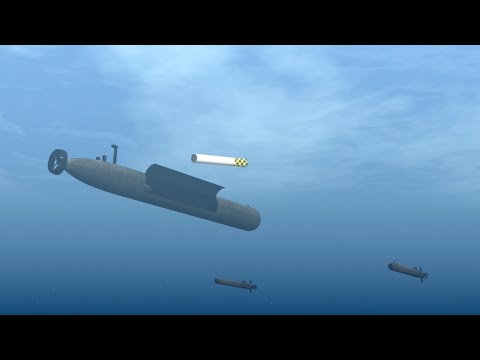 Bluefin Robotics AUVs Conduct Simulated Missions with a Bluefin-21