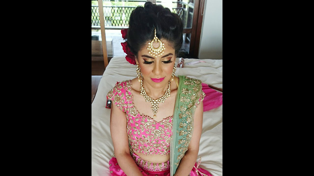destination wedding | sri lanka bride | indian bridal makeover