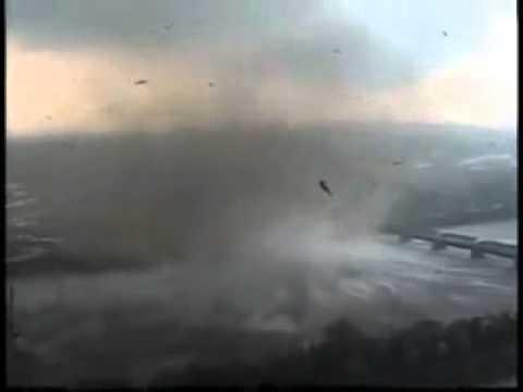 Tornado in Springfield, Massachusetts 2011