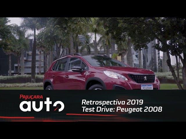 Retrospectiva 2019: Testamos o novo Peugeot 2008