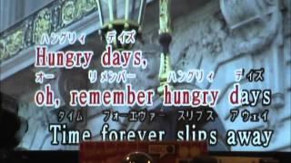 カラオケでImpellitteriのHungry Daysを歌ってみました.