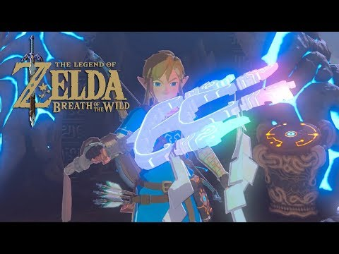 Zelda: Breath of the Wild The Champions' Ballad & Master Cycle Zero Reveal | The Game Awards 2017