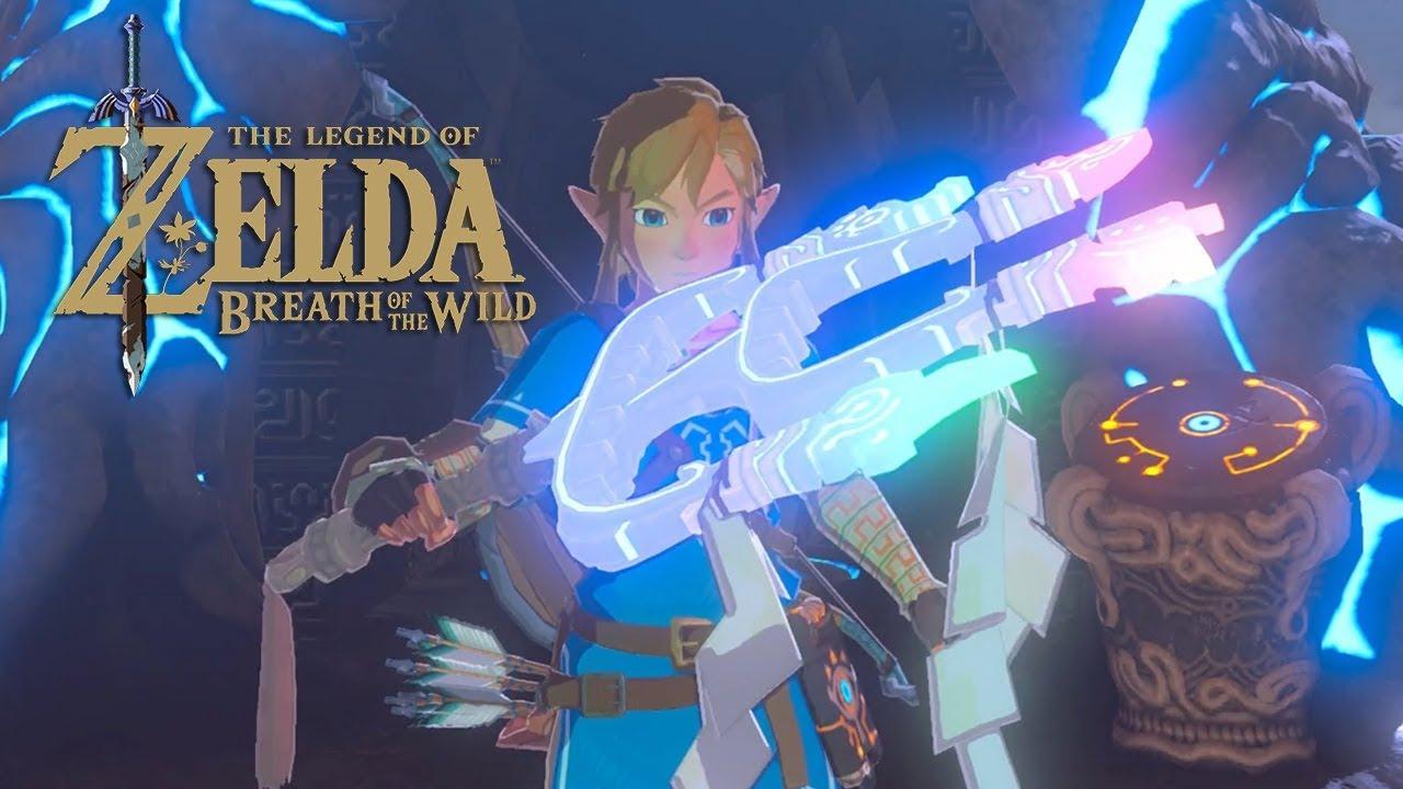 Zelda Breath Of The Wild Master Cycle: Zelda: Breath Of The Wild The Champions' Ballad & Master