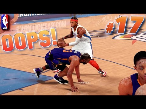 blocks,-blowouts-&-a-late-ankle-breaker---nba-2k16-mycareer-playoffs