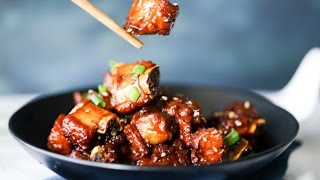 Sweet and Sour Ribs 糖醋排骨