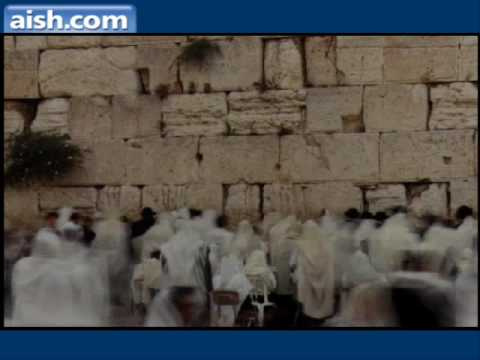 A Day at the Western Wall - Jerusalem