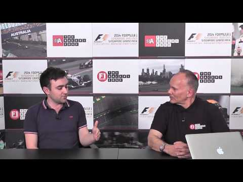 Ferrari, Red Bull and F1 politics with Glenn Freeman