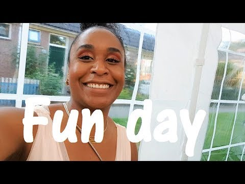 PARTY AND MOM DEALING WITH ANXIETY VLOG