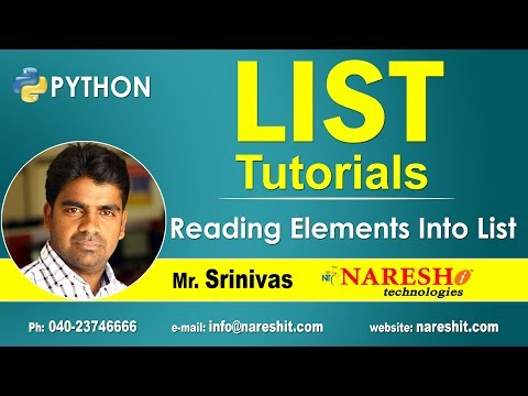 reading-elements-into-list-|-python-list-tutorial-|-python-list-programs-|-by-mr.srinivas
