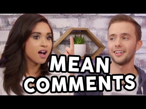 Reading MEAN Comments! (Chat Show)