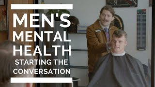 Men's Mental Health: Starting the Conversation