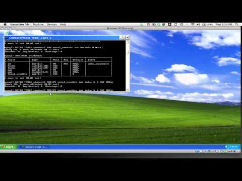 SQL Tutorial Part 05 (ALTER ADD, MODIFY, CHANGE, and DROP)