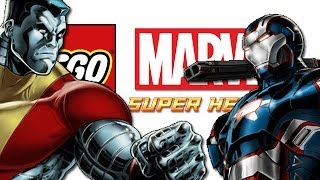 LEGO: Marvel Super Heroes - Colossus & Iron Patriot (FREE ROAM)