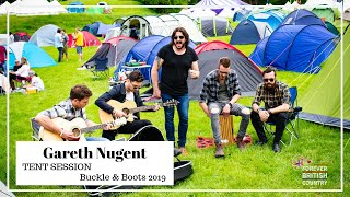Gareth Nugent Tent Sessions