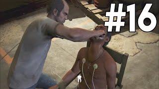 Grand Theft Auto 5 - Tortura ! [16]