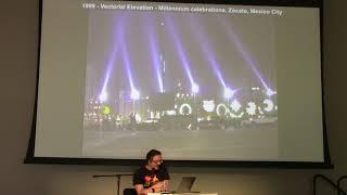 SITE Santa Fe - Artist Talk: Rafael Lozano-Hemmer Clip 2