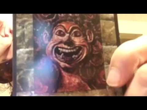 The Scariest Tarot Deck Review