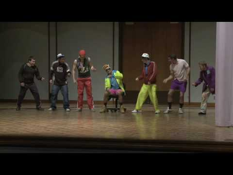 2009 Lip Sync Contest Winners - George Fox University - The Fresh Princes