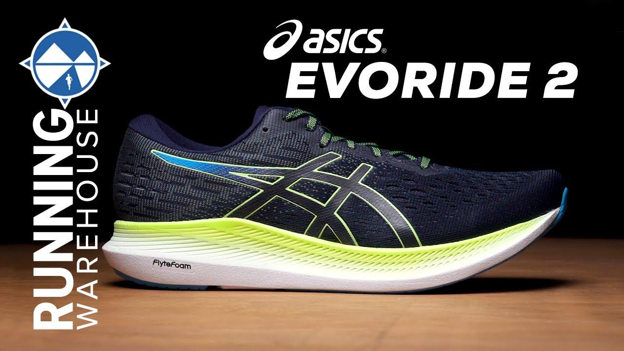 ASICS EvoRide 2 First Look   Versatile Lightweight Performance