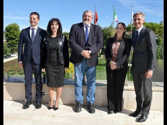 Italia-Albania: il tour delle eccellenze pugliesi arriva in Farmalabor