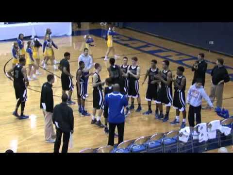 FLASHBACK - Knott County Central vs Henry Clay - Boys HS Basketball 12-29-12