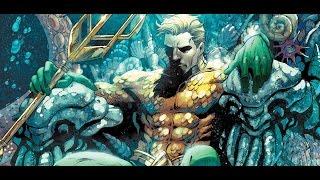 Aquaman Battle for Atlantis Full Movie All Cutscenes Cinematic