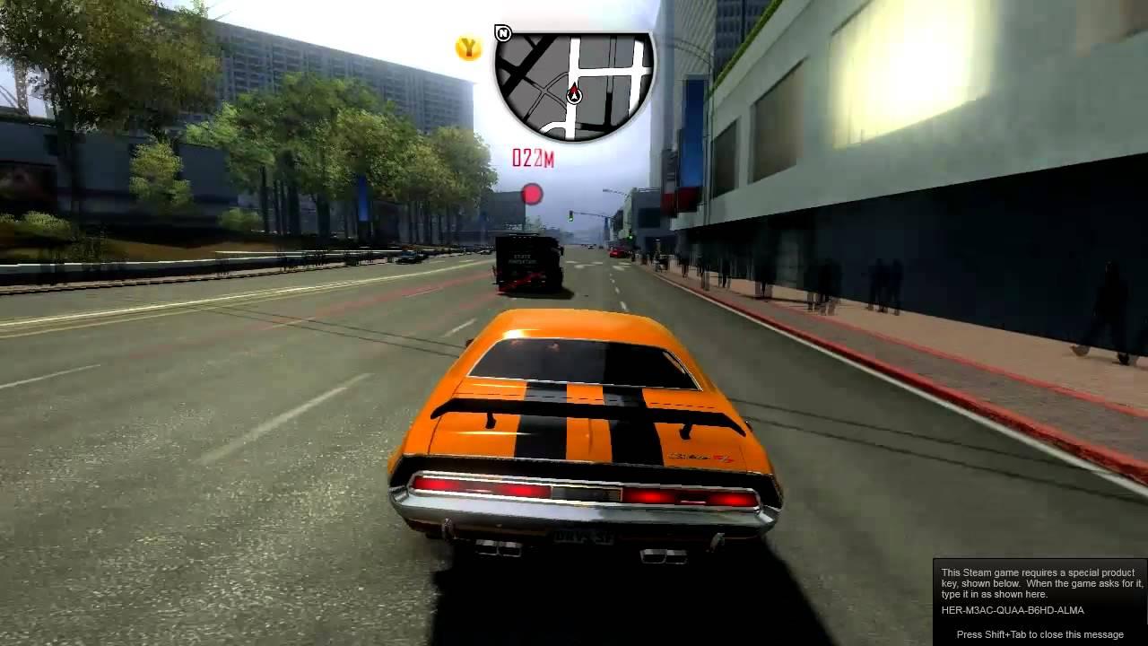 Driver San Francisco Gameplay - YouTube