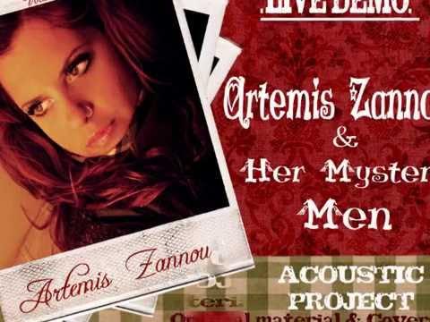 Cajun Moon(Live Rehearsal) - Artemis Zannou & Her Mystery Men