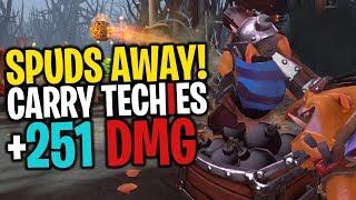 Spuds Away! | Carry Techies +251 Damage - DotA 2