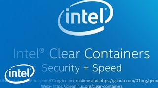 Driving Security and Speed with Intel Clear Containers | Intel Business