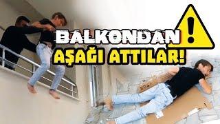 BALKON ŞAKASI !!!!