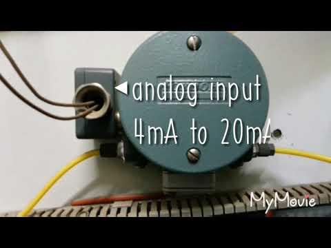 TRANSDUCER- Current To Pressure (I/P) Converter