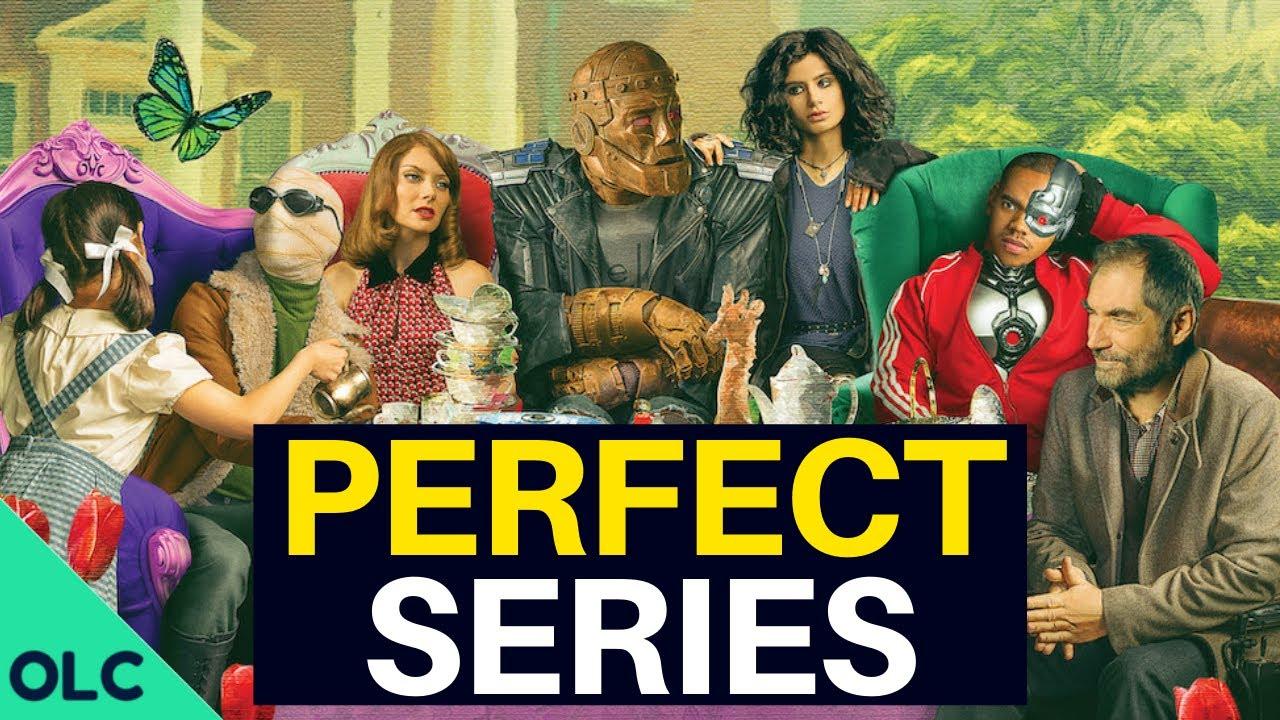 Download DOOM PATROL - The Best Superhero TV Series