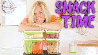 DIY After School Fresh Snack Ideas - Healthy&  Fun for Kids