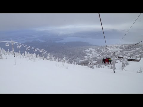 POWDER's Guide To Skiing, Eating And Drinking In Whitefish, MT