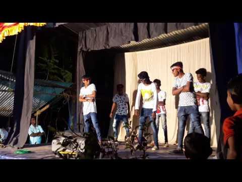 RHYTHM charumoodu club junior boys rocking dance 2k16
