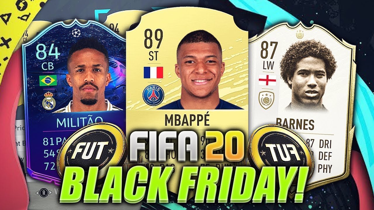 How To Prepare For The Black Friday Market Crash Fifa 20 Trading Investing Guide Youtube