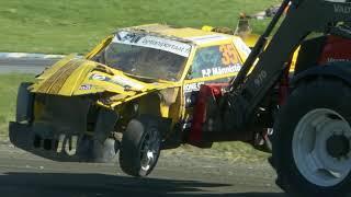 FinRX Autocross koostelähetys Kauhajoki 2/5
